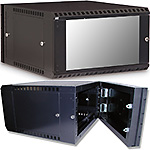 LINIER 3130-Series swinging enclosures