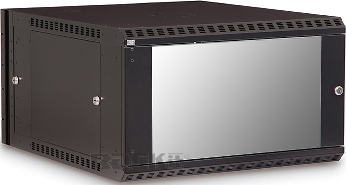 LINIER 3130-series 6U swinging enclosure
